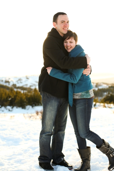 Kamrin and Michael Anchorage Alaska Engagement Photo Session B-Weiss Photography-021