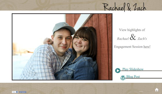 Rachael and Zach Fairbanks Engagement Session Photo Alaska Wedding Photography